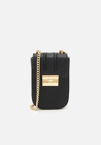ROROS MOBILE - Phone case - black/gold-coloured
