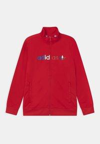 adidas Originals - TRI COLOUR UNISEX - Training jacket - scarlet - 0