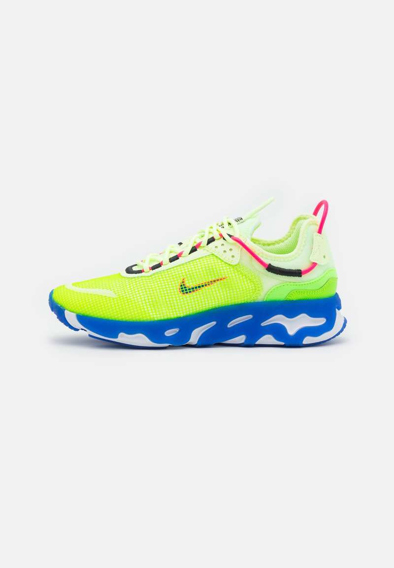 Nike Sportswear - REACT LIVE PRM - Tenisky - barely volt/hyper royal/electric green/hyper pink/white/black