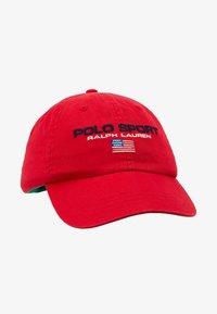 Polo Ralph Lauren - POLO SPORT CLASSIC  - Kšiltovka - red - 5