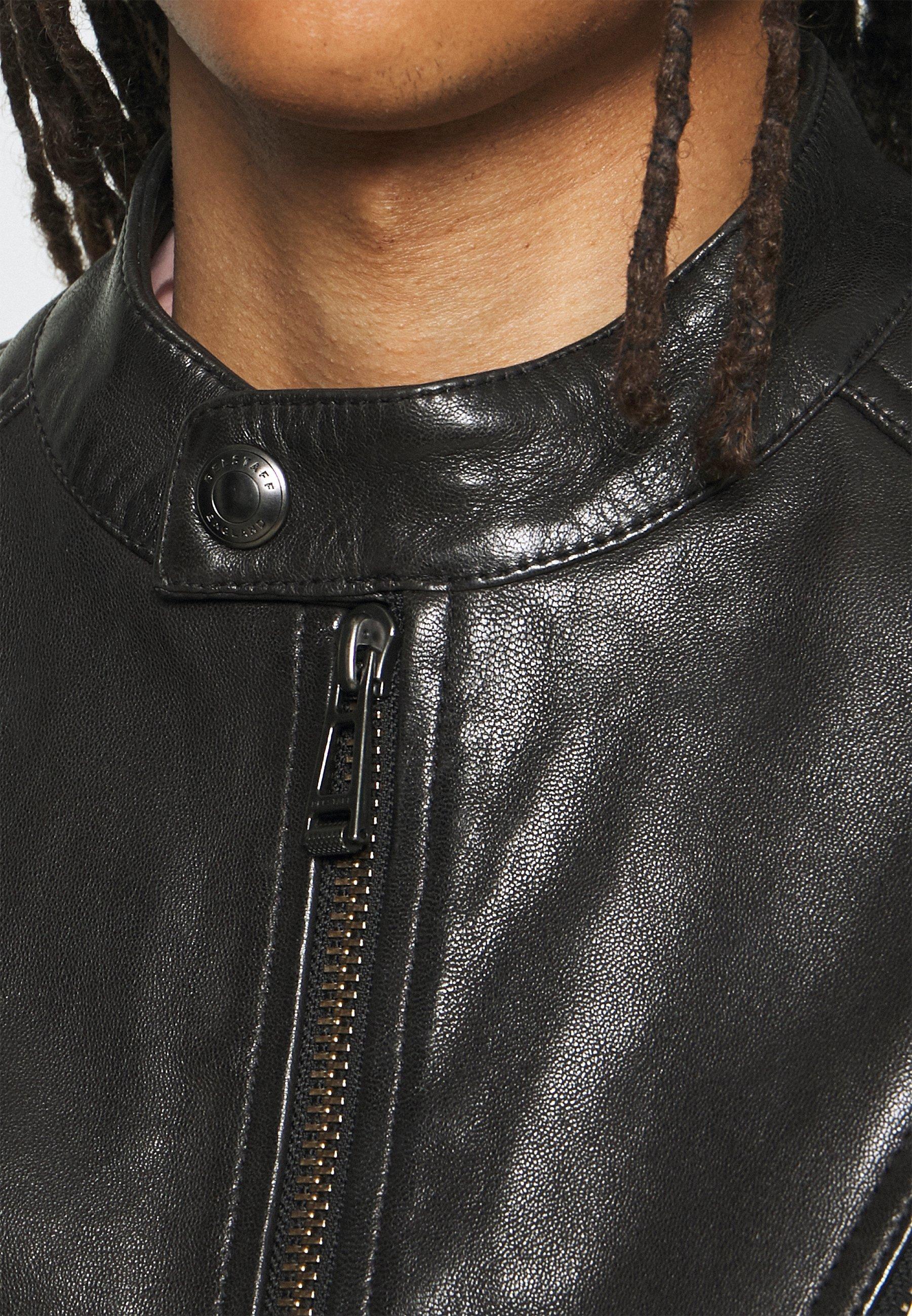 Homme RACER JACKET - Veste en cuir