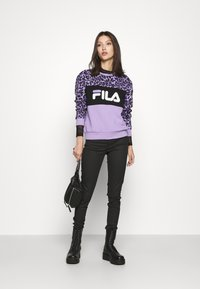 Fila - LEAH - Sweatshirt - sand verbena/black - 1