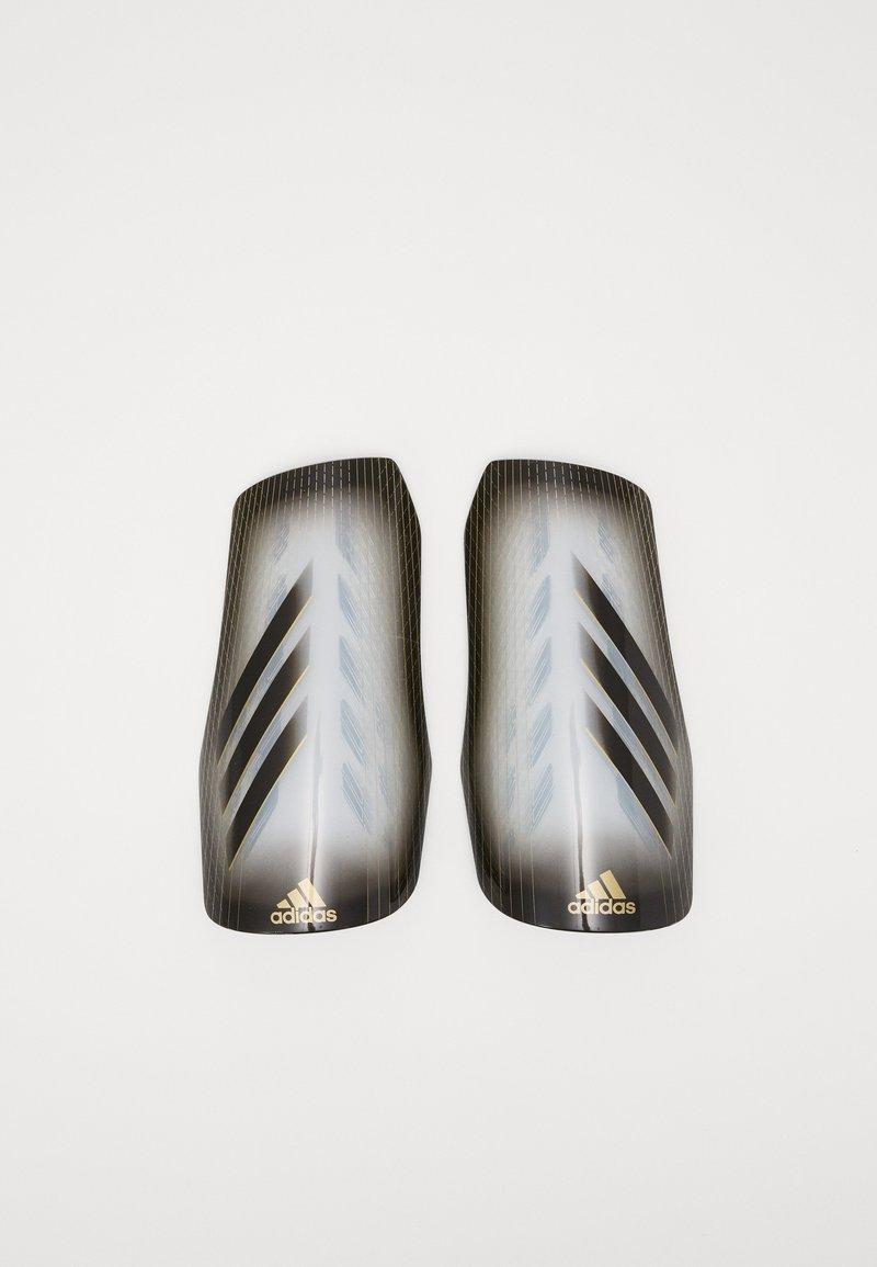adidas Performance - X SG LGE - Schienbeinschoner - greone/black/gold