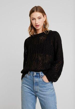 VIPIDMA  - Pullover - black