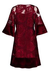 Ulla Popken - Day dress - bright berry - 4