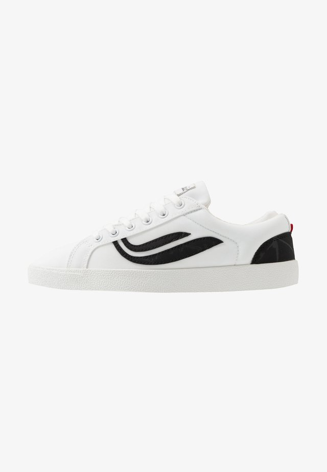 HELÀ  - Sneakers basse - white/black