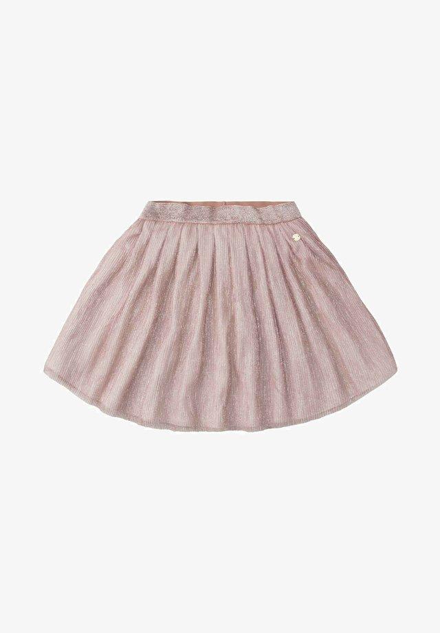 A-lijn rok - light pink