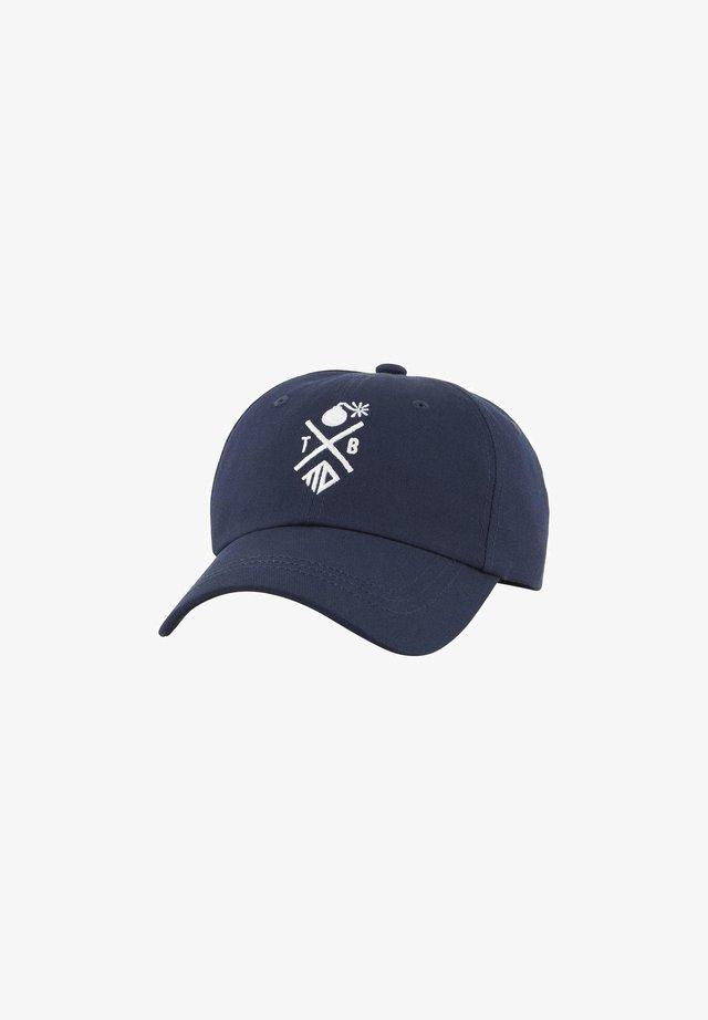 Cap - sky captain blue