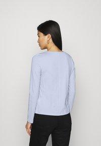 Tommy Hilfiger - REGULAR CLASSIC - Long sleeved top - breezy blue - 2