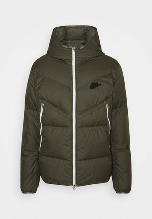 Down jacket - twilight marsh/black