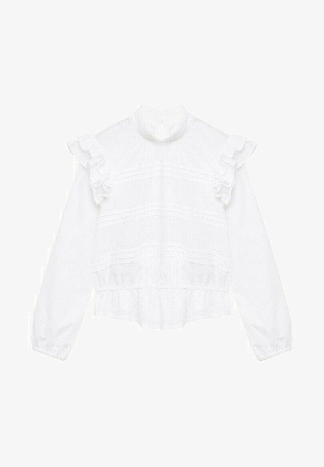 YVETTE - Blouse - off white