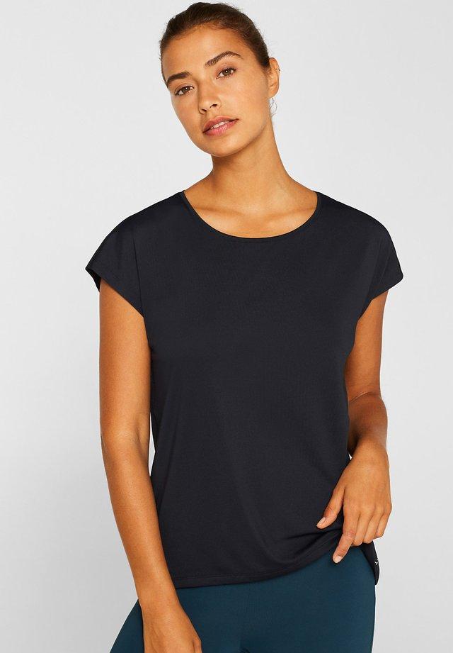 MIT E-DRY - T-shirt de sport - anthracite