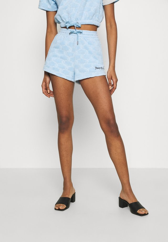 TOWEL SUKI - Shorts - powder blue