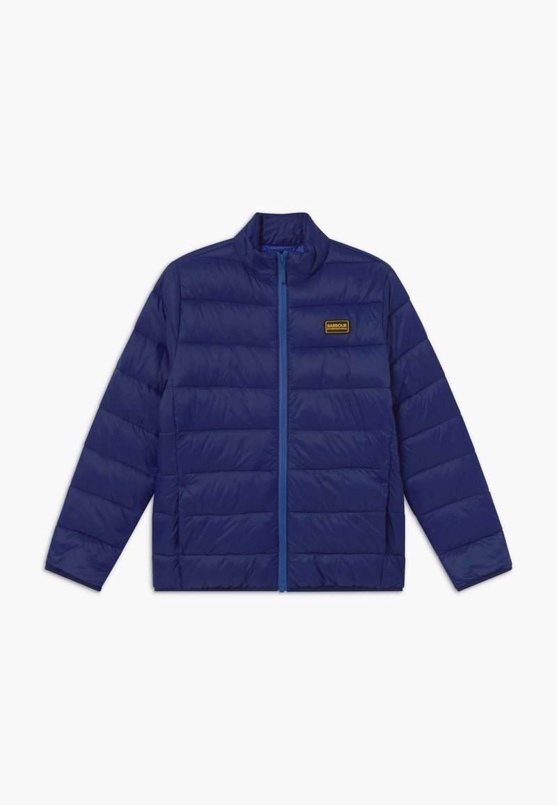 Barbour - BOYS REED QUILT - Winter jacket - inky blue/dazzle blue