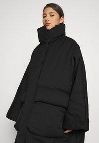 Diesel - W-THEA - Winter coat - black - 3