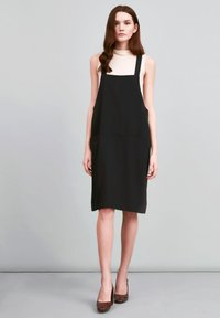 jeeij - Day dress - navyblack - 0