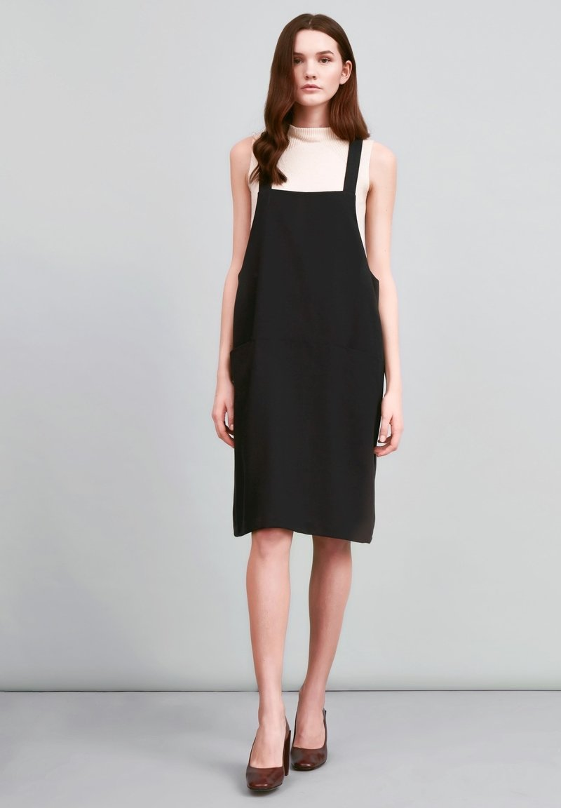 jeeij - Day dress - navyblack