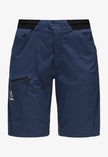 L.I.M FUSE SHORTS - Outdoor shorts - tarn blue