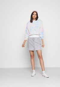 Hollister Co. - WASH ICON - Hoodie - white - 1