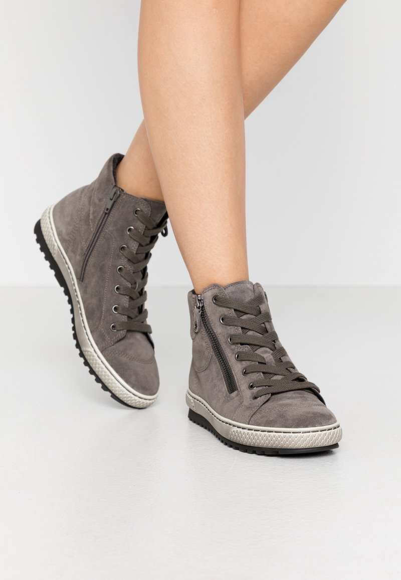 Gabor - High-top trainers - wallaby