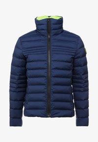 Rossignol - PUFFER - Down jacket - dark navy - 4