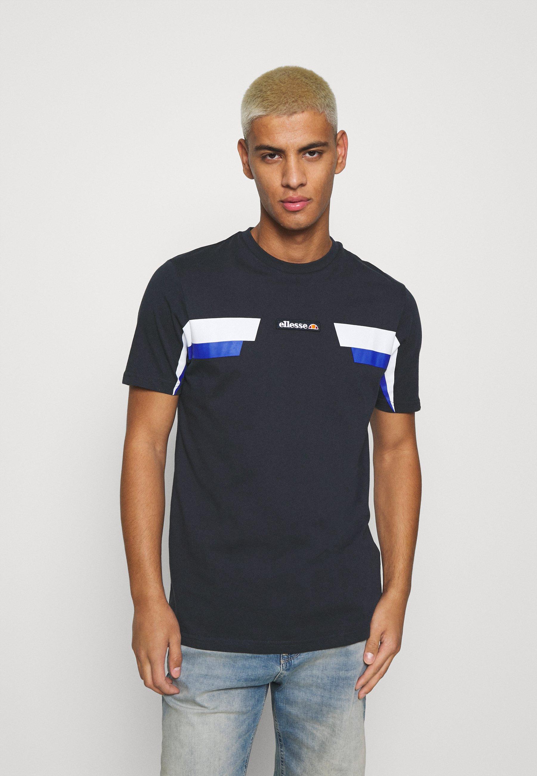 Men FELLION TEE - Print T-shirt