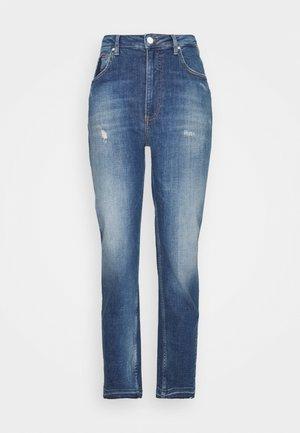 MOM  - Straight leg jeans - blue denim