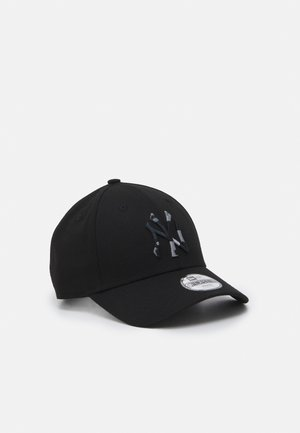 CAMO INFILL 9FORTY NEW YORK YANKEES UNISEX - Caps - black