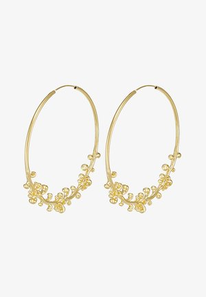 CALIFORNIA  - Earrings - gold-coloured