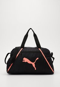 Puma - GRIP BAG PEARL - Bolsa de deporte - black/peach - 1