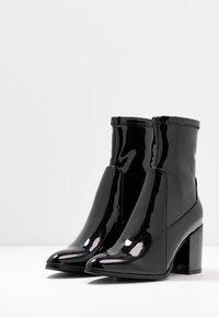 Even&Odd - Kotníkové boty - black - 4