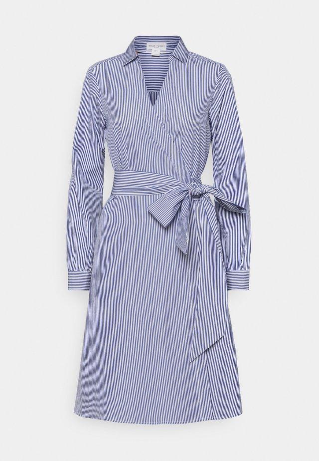 DRESS LEANDRA - Sukienka letnia - dark blue