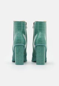 RAID - CINDY  - High heeled ankle boots - turquoise - 3