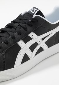 ASICS SportStyle - CLASSIC CT - Sneakers basse - black/white - 5