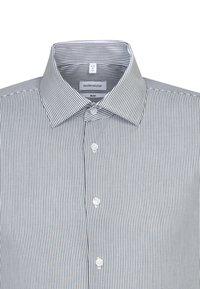 Seidensticker - SLIM FIT - Shirt - dark blue - 2