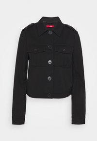 s.Oliver - Summer jacket - black - 0