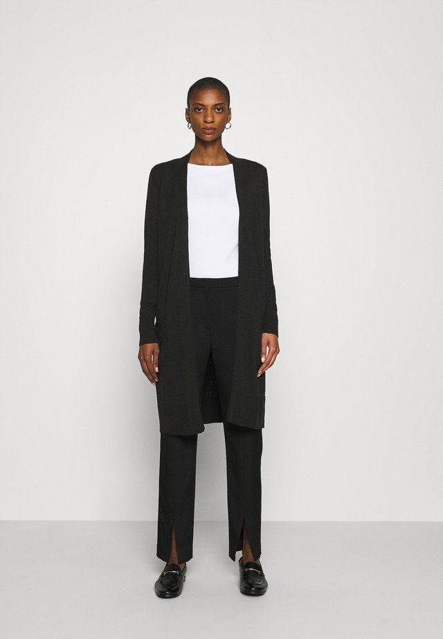 DUSTER CARDI - Vest - true black