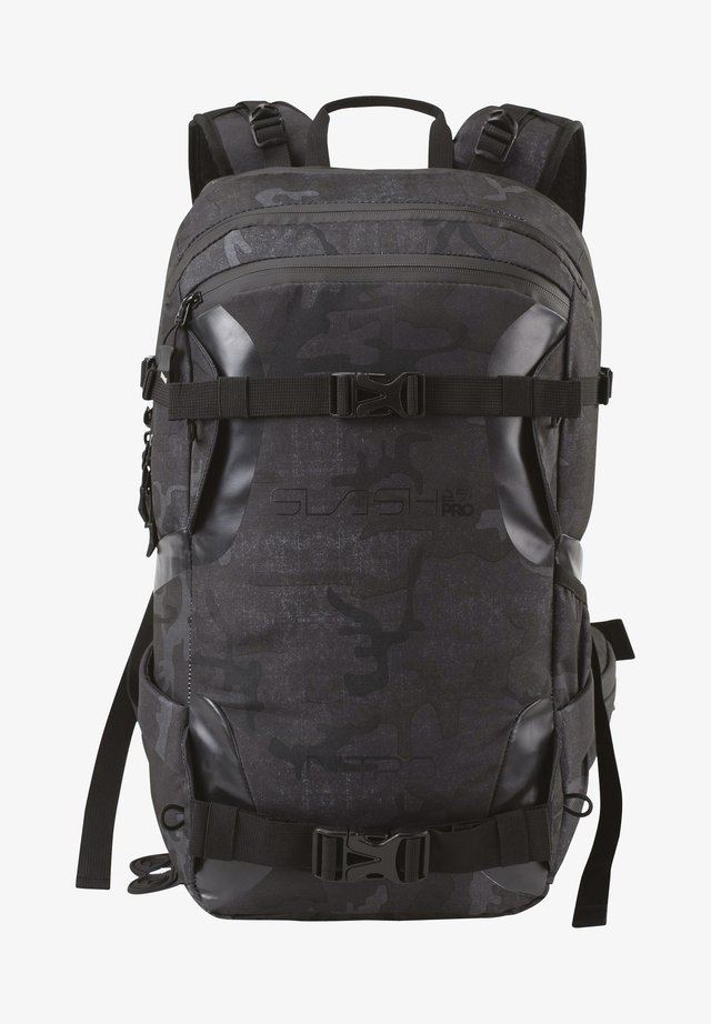ADVENTURE SLASH - Rucksack - forged camo