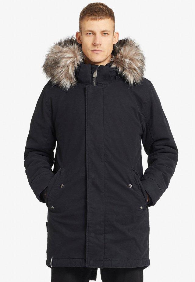RAGNAR - Winter coat - black