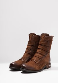 A.S.98 - Classic ankle boots - calvados - 4