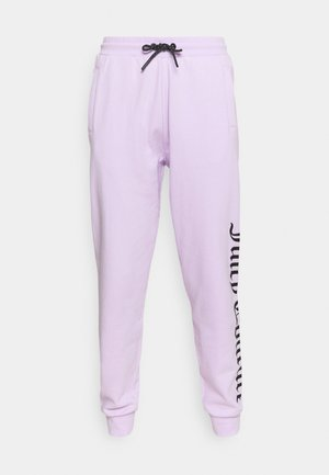 IVY JOGGERS - Tracksuit bottoms - pastel lilac