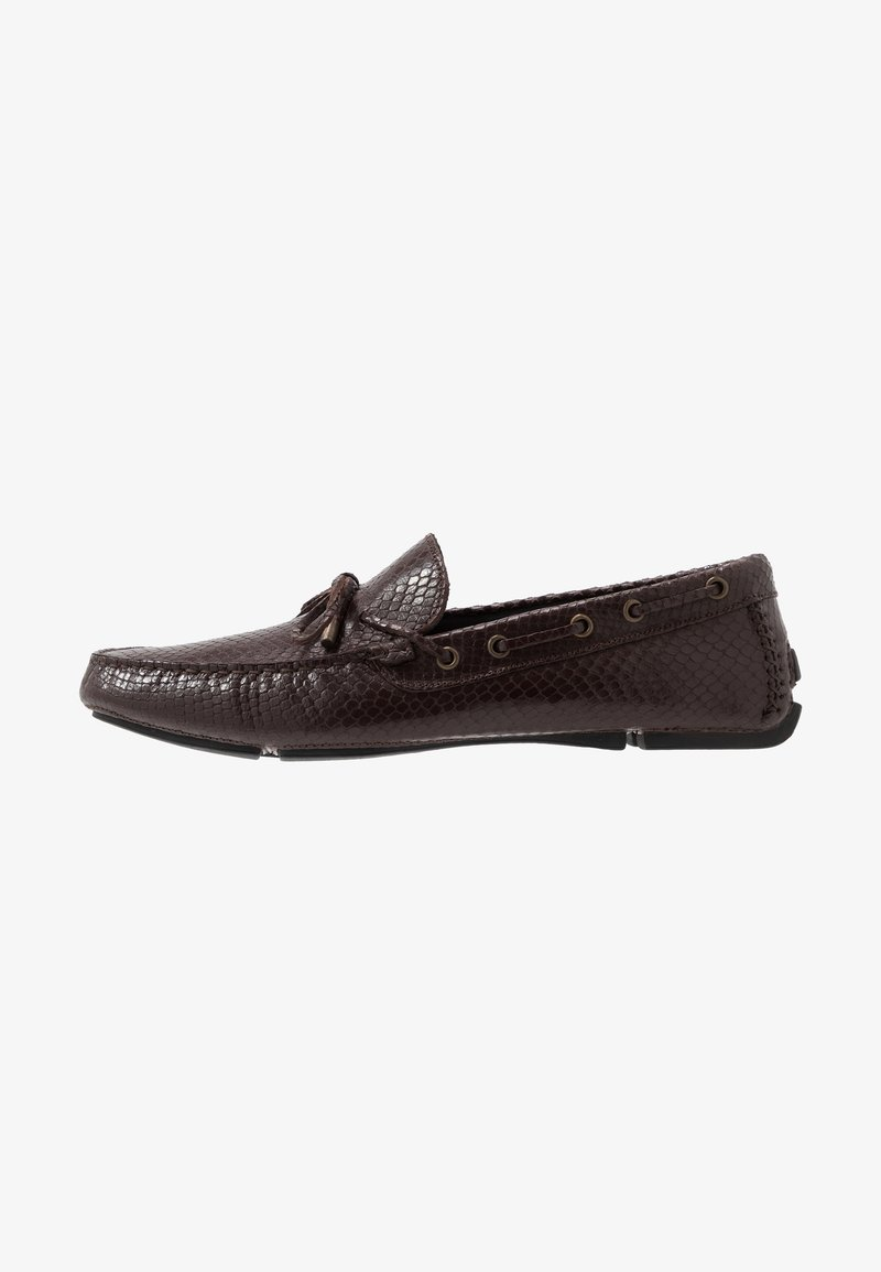 Just Cavalli - Mokkasiner - dark brown