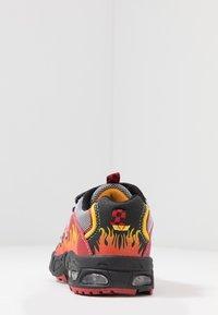 LICO - HOT - Sneakersy niskie - rot/schwarz/gelb - 3
