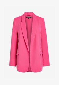 Next - ANIMAL PRINT RELAXED  - Blazer - pink - 2