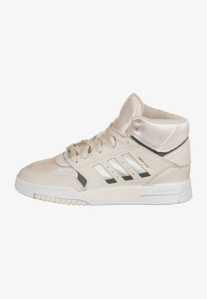 DROP STEP SHOES - High-top trainers - beige