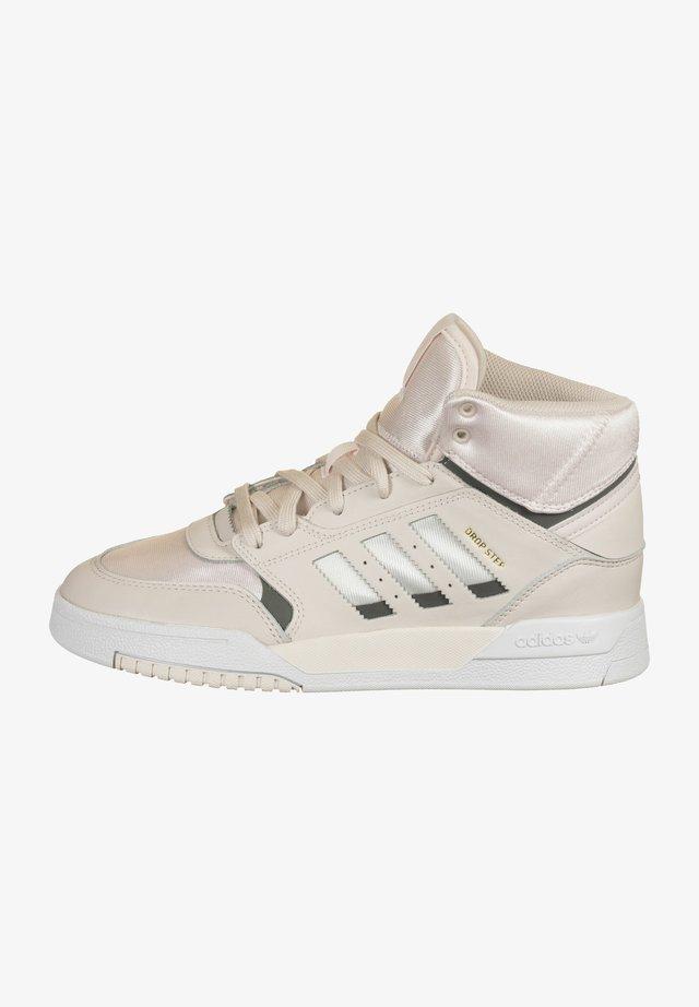 DROP STEP SHOES - Baskets montantes - beige