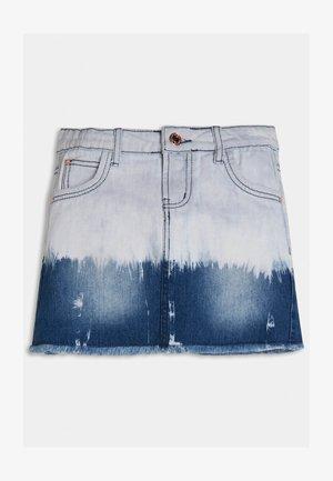 Jupe en jean - blau