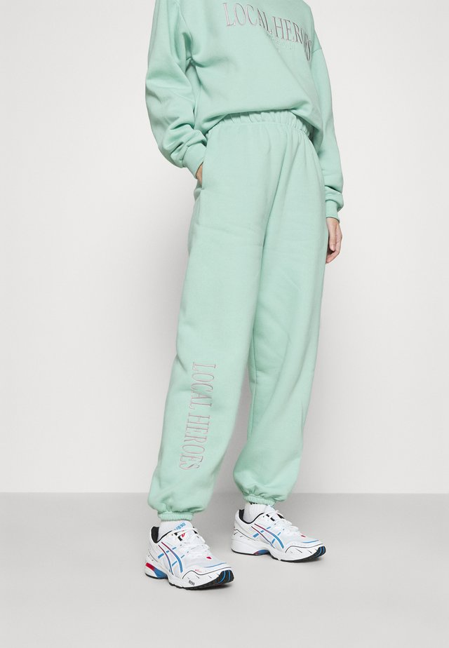 Trainingsbroek - mint