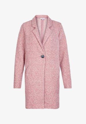 COATIGAN - Classic coat - pink