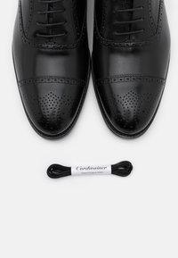 Cordwainer - MICHAEL - Smart lace-ups - orleans black - 5